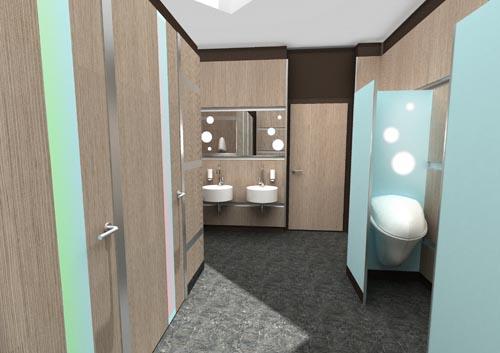 Il est bien connu que les WC sont un lieu qui favorisent la reflexion, à condition d'être de bons tons