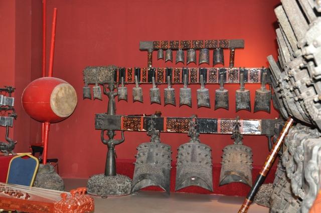 Le pavillon of chinese arts and craft, un des moments les plus authentiques de cette visite pour moi. Y'a du sensoriel qui se perd ici aussi