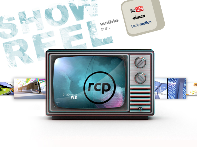 RCP show reel