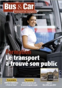 Couverture Bus & Car sept 2012
