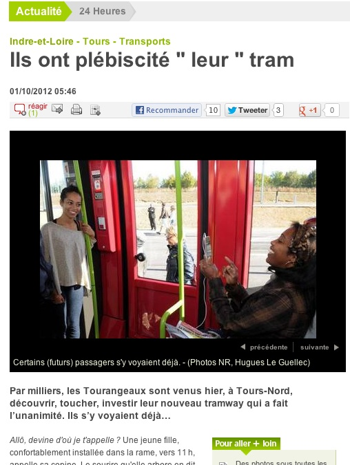 Article NR Tram Tours 01-10-12