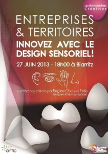 conférence design sensoriel - RCP