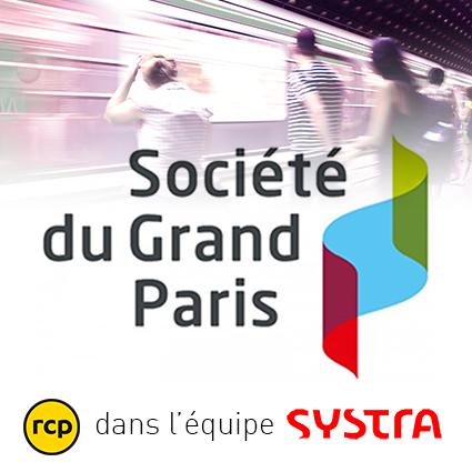 RCP metro grand Paris